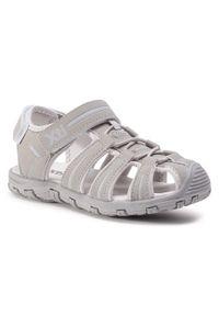 Szare sandały Xti na lato