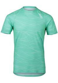 POC Koszulka rowerowa MTB Pure Fluorite Green