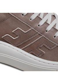 Fly London - Sneakersy FLY LONDON - Somafly P601455002 Lt.Grey. Okazja: na co dzień. Kolor: szary. Materiał: nubuk. Szerokość cholewki: normalna. Styl: sportowy, casual #7