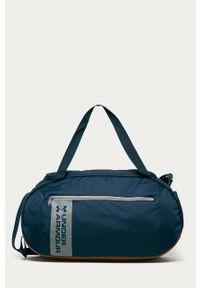 Niebieska torba Under Armour z nadrukiem