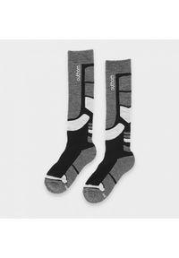 outhorn - Skarpety narciarskie damskie. Materiał: materiał, poliamid, elastan, akryl. Sport: narciarstwo