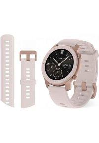 Różowy zegarek Xiaomi smartwatch #3