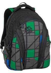 Czarny plecak Bagmaster młodzieżowy