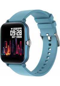 Smartwatch Bakeeley Y20 Niebieski. Rodzaj zegarka: smartwatch. Kolor: niebieski