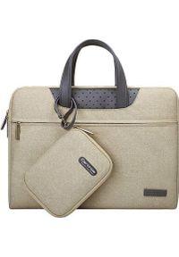 Żółta torba na laptopa Cartinoe