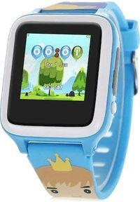Smartwatch GSM City X02S Niebieski (11518-uniw). Rodzaj zegarka: smartwatch. Kolor: niebieski