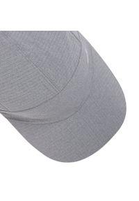Asics - Czapka z daszkiem ASICS - Lightweight Running Cap 3013A291 Stone Grey 021. Kolor: szary. Materiał: materiał, nylon, poliester, elastan