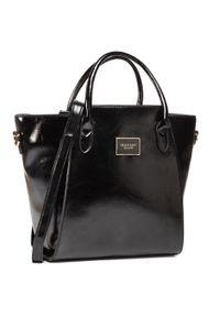 Czarna torebka klasyczna Monnari klasyczna