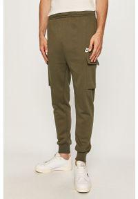 Brązowe spodnie dresowe Nike Sportswear
