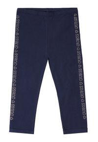 Niebieskie legginsy Guess