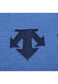 Niebieska czapka zimowa Descente