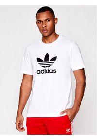 Biały t-shirt adidas Originals