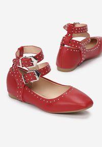 Czerwone baleriny Born2be street