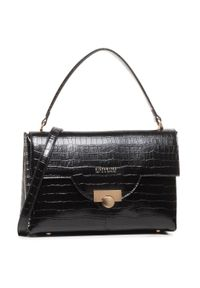 Czarna torebka klasyczna Hispanitas