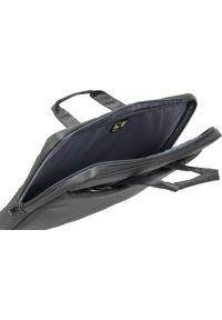 Szara torba na laptopa RIVACASE casualowa