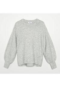 Szary sweter Cropp