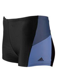 Adidas - Kąpielówki męskie adidas Lineage GU0367. Materiał: poliester, materiał, elastan