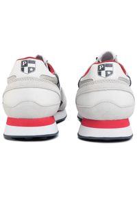 Szare sneakersy U.S. Polo Assn