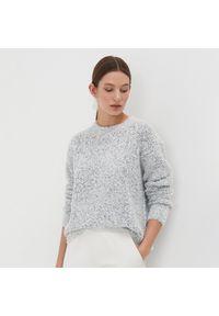 Szary sweter Sinsay