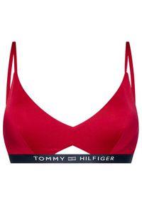 TOMMY HILFIGER - Tommy Hilfiger Góra od bikini UW0UW02706 Czerwony. Kolor: czerwony