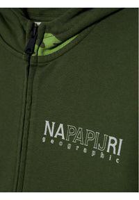 Zielona bluza Napapijri