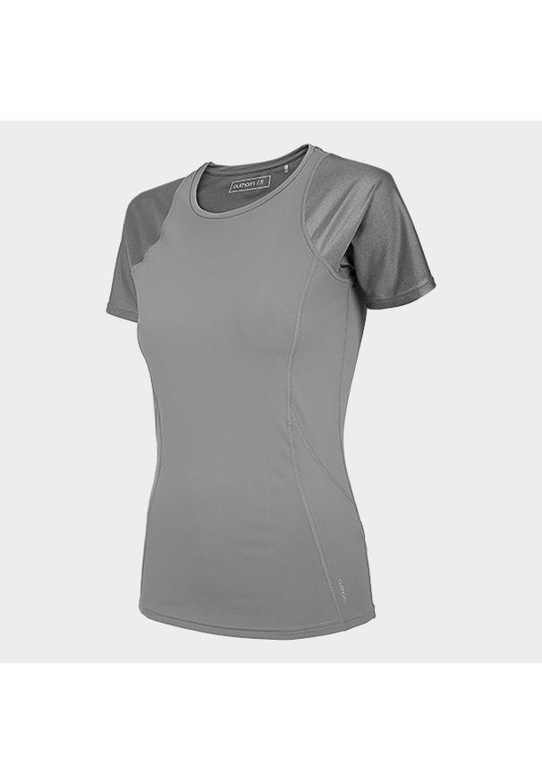 Szara koszulka termoaktywna outhorn