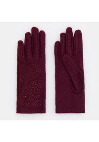 Czerwone rękawiczki Mohito