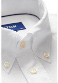 Eton - ETON - Koszula bawełniana. Kolor: biały. Materiał: bawełna