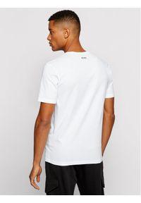 BOSS - Boss T-Shirt TNoah 5 50450899 Biały Regular Fit. Kolor: biały