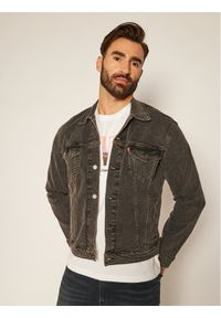 Czarna kurtka jeansowa Levi's®
