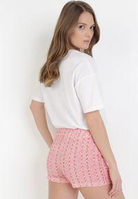 Różowa piżama Born2be