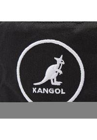 Kangol - Kapelusz KANGOL - Cotton Bucket K2117SP Black BK001. Kolor: czarny. Materiał: bawełna, materiał #3