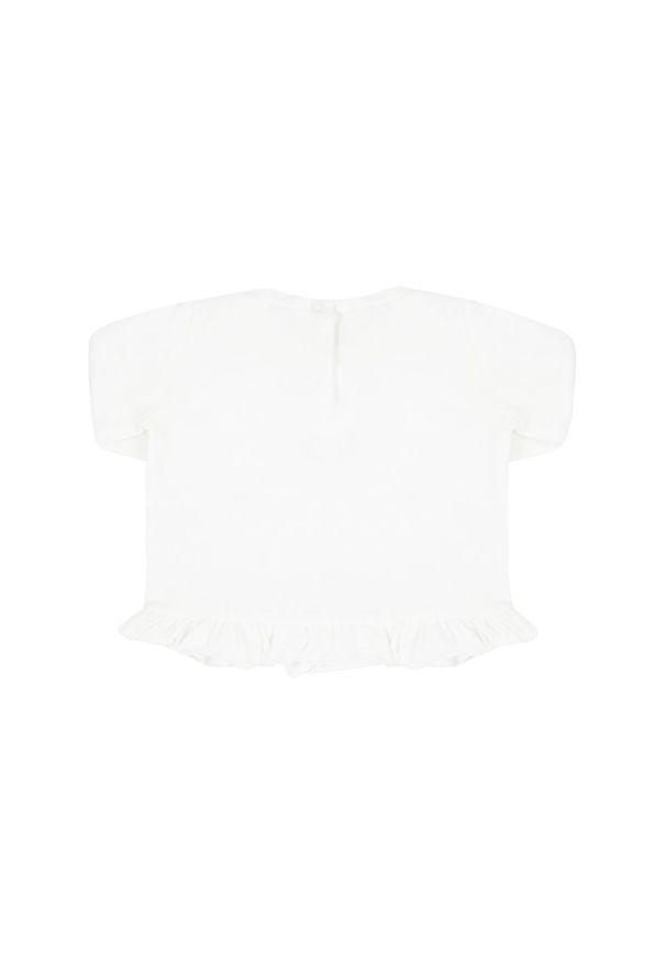 Biała bluzka Liu Jo Kids
