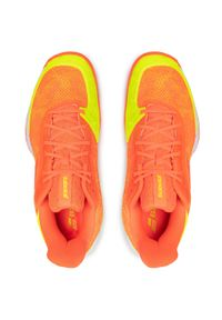 Babolat - Buty BABOLAT - Jet Tere All Court Men 30S20649 Fluo Strike/Fluo Yellow. Kolor: pomarańczowy. Materiał: materiał