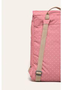 Różowy plecak Jack Wolfskin