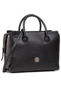 Czarna torebka klasyczna TOMMY HILFIGER