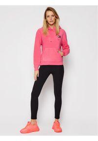 Różowy polar Tommy Jeans