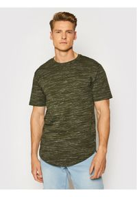 Only & Sons T-Shirt Matty 22011964 Zielony Regular Fit. Kolor: zielony
