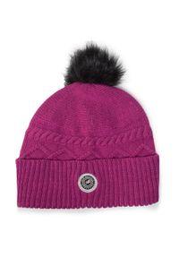 Różowa czapka z daszkiem New Balance