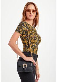 Torebka Versace Jeans Couture w kolorowe wzory