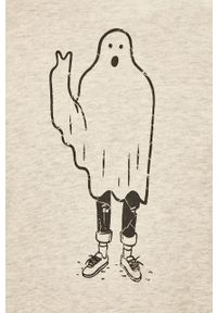 Szara bluza rozpinana Jack & Jones z kapturem