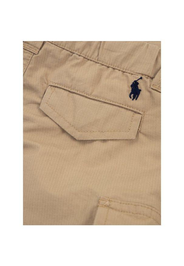 Brązowe spodenki Polo Ralph Lauren