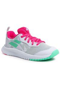 Białe buty do tenisa Babolat