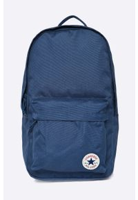 Niebieski plecak Converse w paski