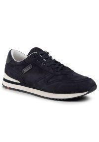 Niebieskie sneakersy Lloyd