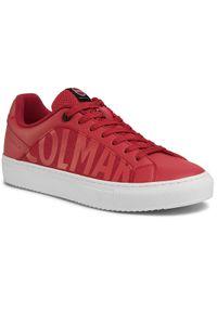 Czerwone sneakersy Colmar