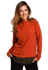 Brązowy sweter MOE