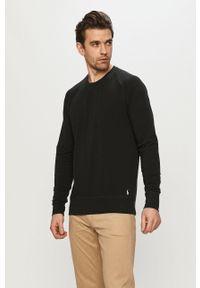 Czarna bluza nierozpinana Polo Ralph Lauren na co dzień, polo