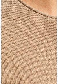 Sweter Premium by Jack&Jones casualowy, na co dzień, z okrągłym kołnierzem