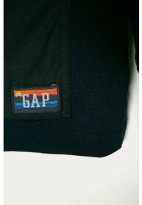 Niebieska bluza GAP z kapturem